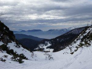 pogled na planino konjščico